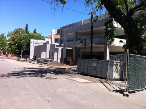 Normal Avenue Parking Structure