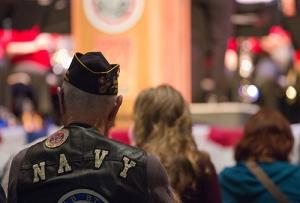 veterans in attendance