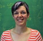 Mary-Elizabeth Matthews, professor of mathematics