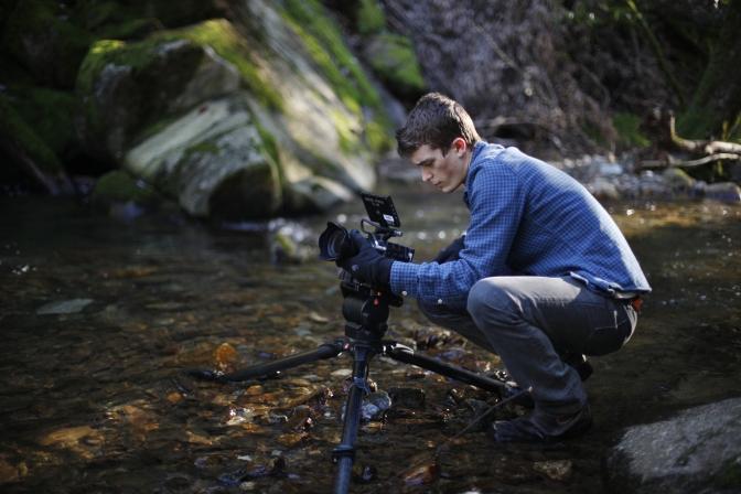 Emmy Award-Winning Alum Talks Filmmaking, Storytelling, Bending Rules